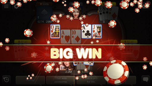 City Poker: Holdem, Omaha 1.150 screenshots 2