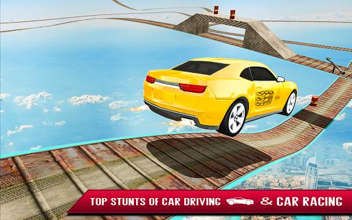 Mega Ramp Car Simulator Game- New Car Racing Games screenshots 5