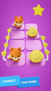 Two Match: Free Tile Puzzle game. Pairs Matching