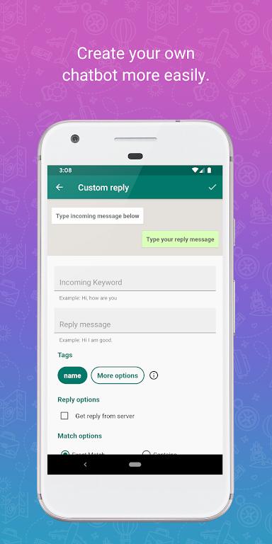WhatsAuto - Reply App  poster 2