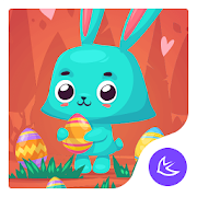 Easter-APUS Launcher theme