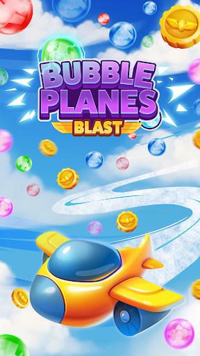 Bubble Planes Blast  updownapk 1