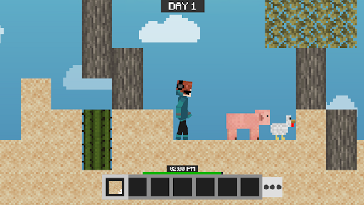 Stickman vs Multicraft: Noob Survival modavailable screenshots 7