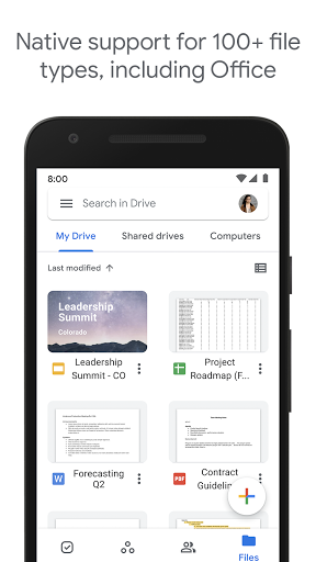 Google Drive 2.21.061.04.40 screenshots 3