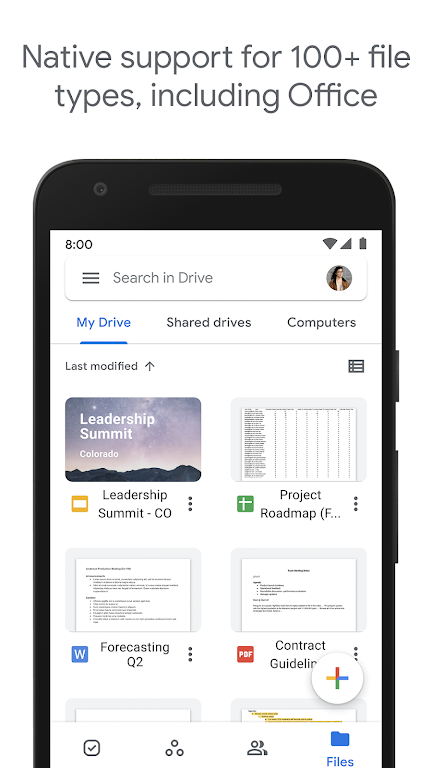 Google Drive poster 2