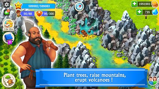 WORLDS Builder: Farm & Craft  screenshots 3