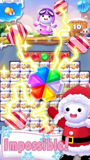 Ice Crush 2020 -A Jewels Puzzle Matching Adventure 3.5.9 screenshots 5
