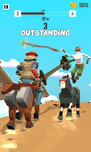 Mount Hit: Knight Joust Multiplayer Battle Royale Game Hack Android and iOS 1