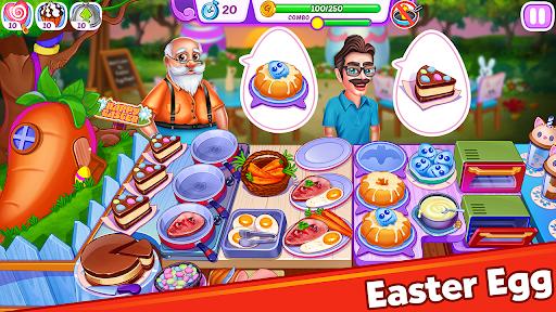 Halloween Madness : Chef Restaurant Cooking Games  screenshots 2