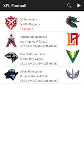Watch XFL NFL NCAAF Football: Streaming Live Free 2