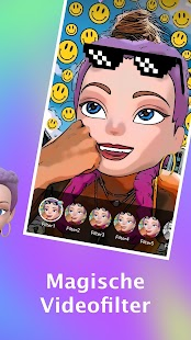 Face Cam | Avatar Face Emoji Screenshot