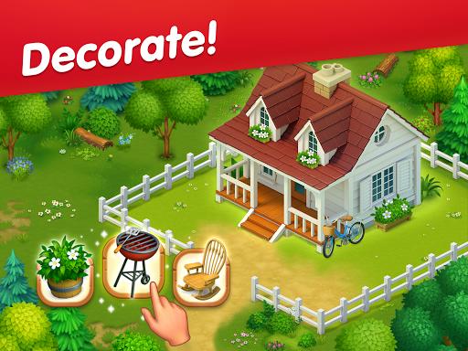 Greenvale: Match Three Puzzles & Farming Game! 1.3.2 screenshots 9