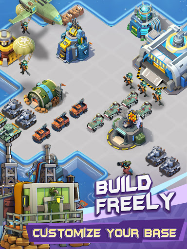 Top Defense:Merge Wars 1.0.85 screenshots 15