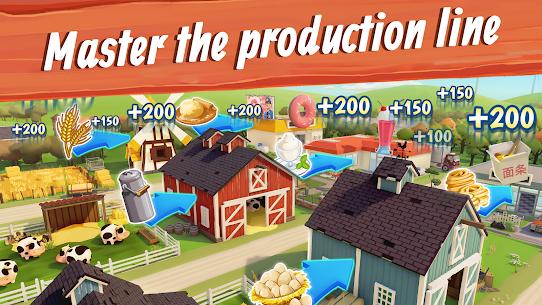 Big Farm: Mobile Harvest MOD APK (Unlimited Money/Seeds) 6