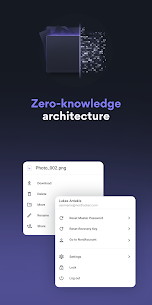 NordLocker  encrypted cloud storage for your files Apk Download 2021 5