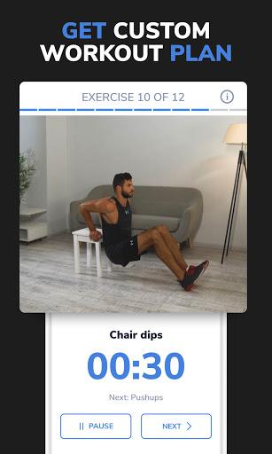 BetterMen: Home Workouts & Diet 1.4.19 Screenshots 5