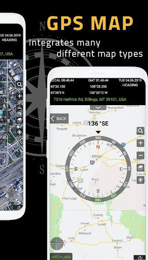 Smart Compass for Android - Compass App Free  Screenshots 21