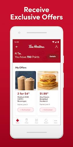 Tim Hortons 2.3.4 Screenshots 2