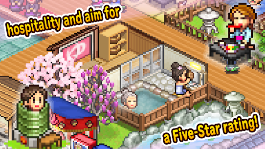 Hot Springs Story 2 MOD APK 1.2.0 (Unlimited items) 10
