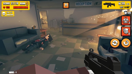 Pixel Zombie Hunter  screenshots 11