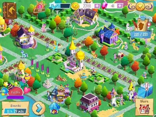 MY LITTLE PONY: Magic Princess 6.7.0j screenshots 6