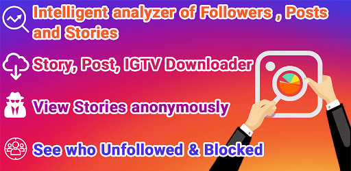 آنفالویاب جدید Followers & Unfollowers plus hack tool