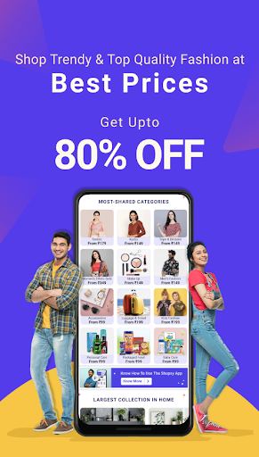 Shopsy: App by Flipkart to Shop & Earn Money apktram screenshots 2
