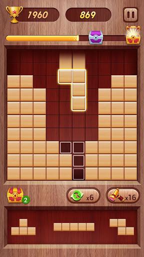 Wood Puzzle Block  screenshots 1