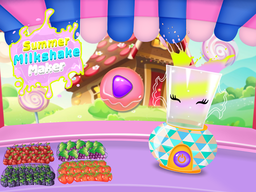 Summer MilkShake Maker 1.5 screenshots 1