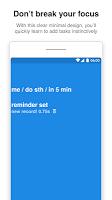 Three.do: the quickest ToDo, reminder, tasks app