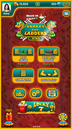 Snakes and Ladders | by Ludo King 1.1.0.11 screenshots 1