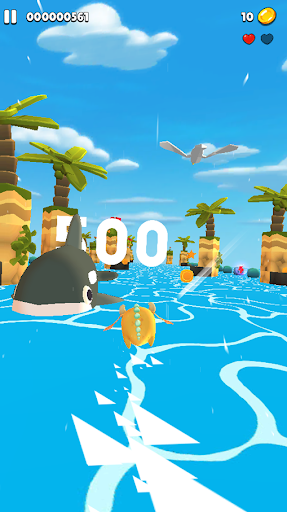 Flying Wings - Run Game with Dragon, Bird, Unicorn 2.1 screenshots 9