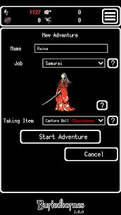 Buriedbornes Mod Apk Hardcore RPG (Unlimited Soul Stones) 2