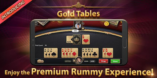 Rummy King – Free Online Card & Slots game apklade screenshots 2