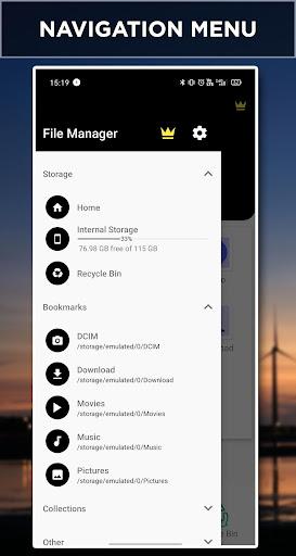 Foto do Smart File Manager-File Explorer & SD Card Manager