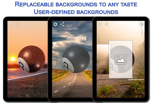 Magic 8 Ball 3D android2mod screenshots 11