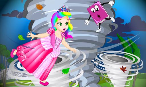 princess juliet wonderland : logic games for kids screenshot 1
