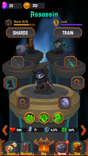 Dungeon: Age of Heroes  screenshots 10
