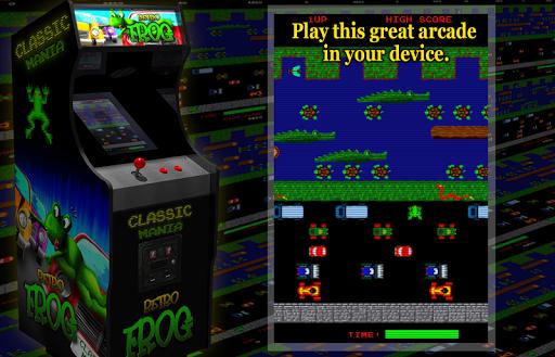 Retro Jumping Frog 1.43 screenshots 3