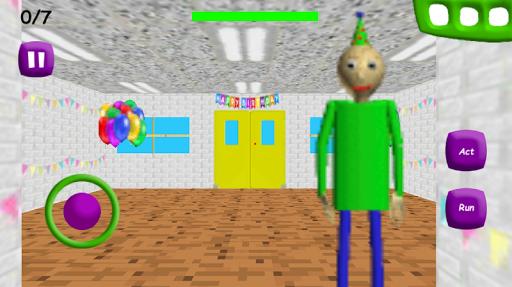 Math Crazy Teacher: Birthday Bash Badge Party Mod 6.0 screenshots 2