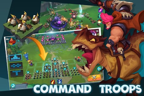 Brave Conquest Screenshot