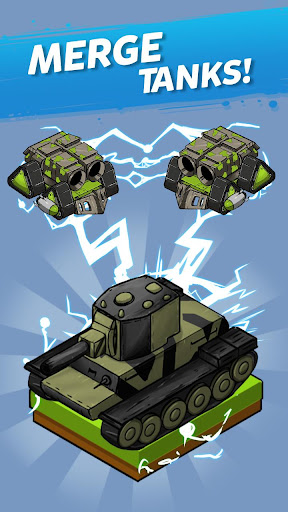 Merge Tanks: Funny Spider Tank Awesome Merger 2.0.17 screenshots 2
