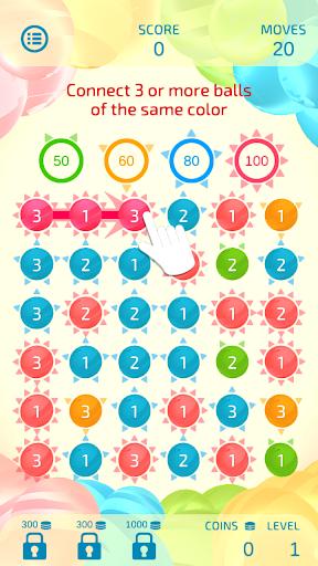 dual match 3 screenshot 1