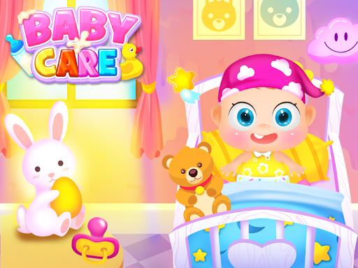 My Baby Care - Newborn Babysitter & Baby Games  screenshots 5