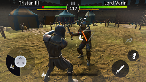 Knights Fight 2: Honor & Glory apkpoly screenshots 7