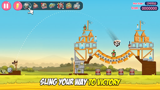 Slingshot Shooting Games: Bottle Shoot Free Games screenshots 8