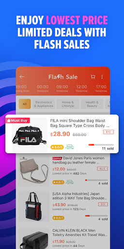 Lazada - Online Deals & discounts screenshots 3