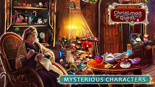 Hidden Objects: Christmas Quest screenshots 1
