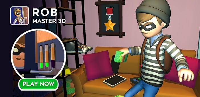 Rob Master 3D