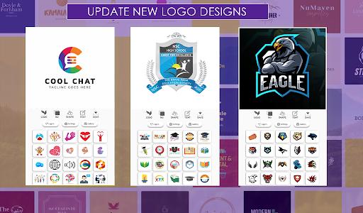 Logo Maker Free - Logo Maker 2020 & Logo Designer 4.6.0 Screenshots 21